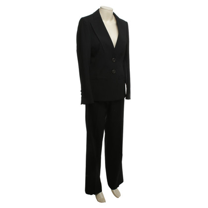 Escada Pants suit made of wool yarn