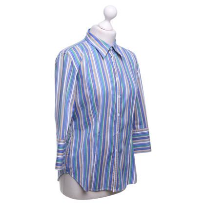 Ralph Lauren Gestreepte blouse in Multi-Color