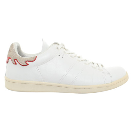 Isabel Marant Etoile Sneaker in bianco