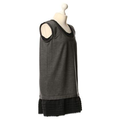Miu Miu Dress in grey/black
