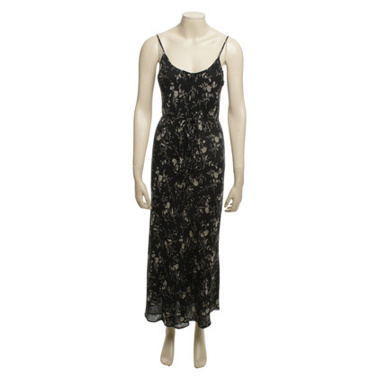 Other Designer Silk dress with pattern