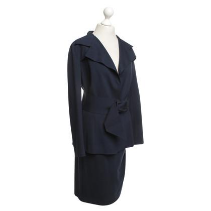 Donna Karan Costume in blue