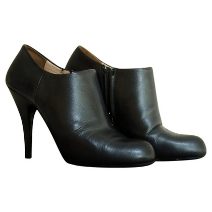 Prada Anthracite ankle boots