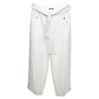 Hugo Boss Pantaloni in crema
