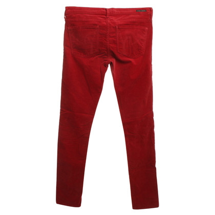 "Citizens of Humanity Jeans ""Avedon"" in rosso"