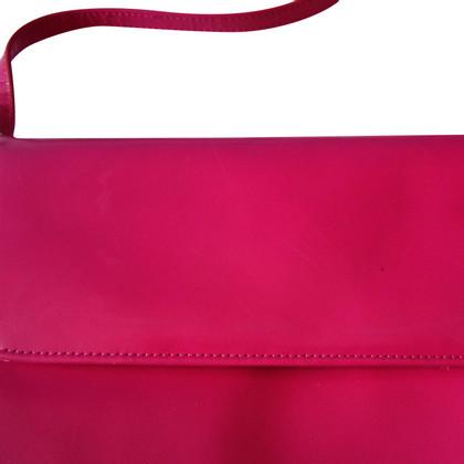 Bally Lipstick pink shoulder bag