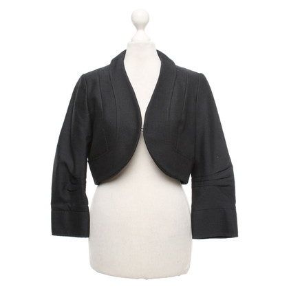 Twenty8Twelve Bolero-Blazer in Anthrazit