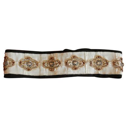 Prada Belt with beads