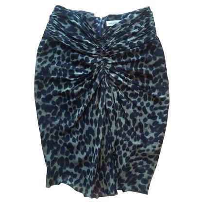 Isabel Marant Etoile skirt with Leopard print