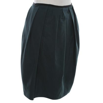 Golden Goose skirt in Petrol