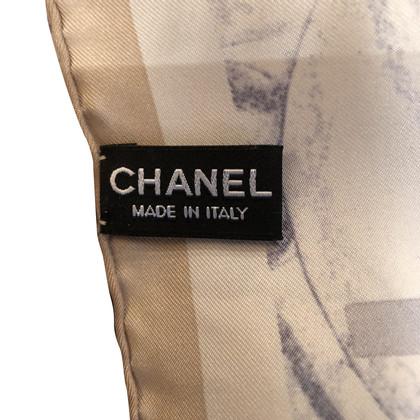 Chanel zijden sjaal