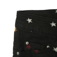 Isabel Marant Etoile Shorts mit Sternenprint
