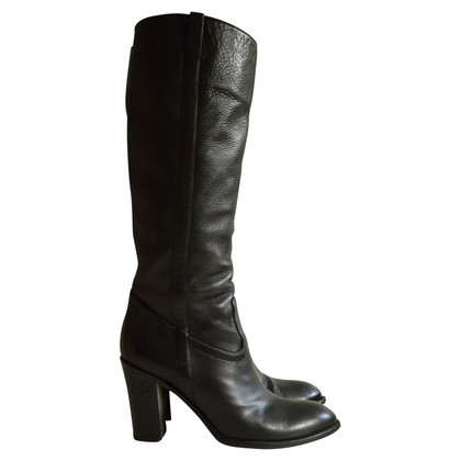 Gucci Boots in black leather