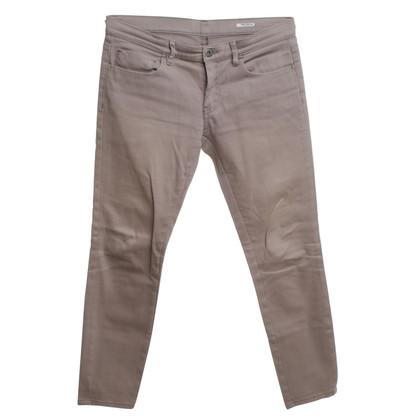 Miu Miu Pantalon beige