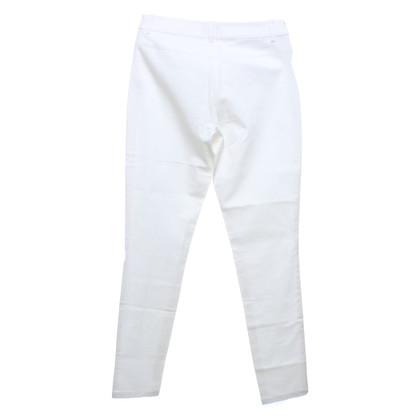 Issa Skinny broek in het wit