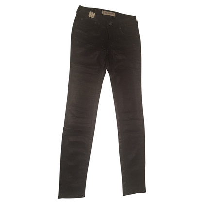 Drykorn Skinny jeans with shiny effect