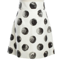 Dolce & Gabbana Issued in skirt in Bunt