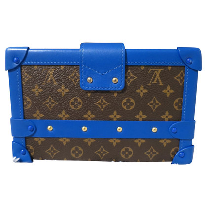 "Louis Vuitton ""Petite Malle Monogram Canvas Limited Edition"""