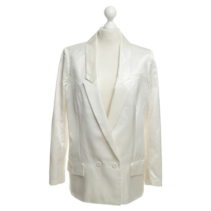 By Malene Birger Blazer in Ecru