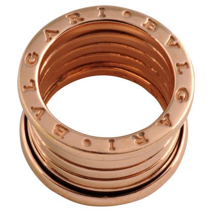 Bulgari Rose gold colored ring