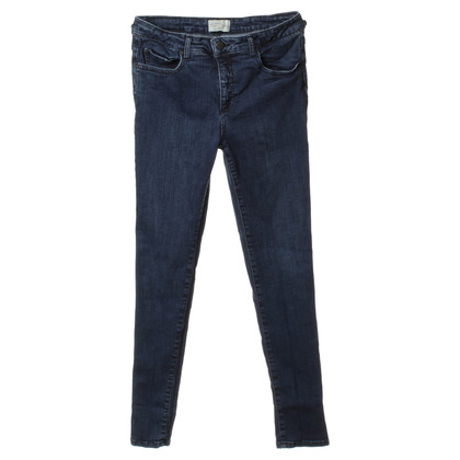 American Vintage Slim-fit jeans in dark blue
