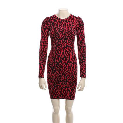 Wolford Kleid mit Animalprint