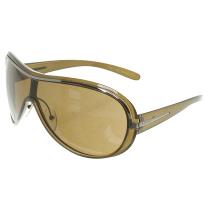 Prada Sunglasses in dark green