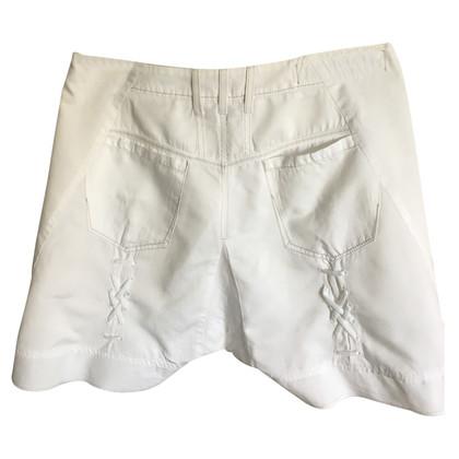 Marithé et Francois Girbaud pantaloni bianchi