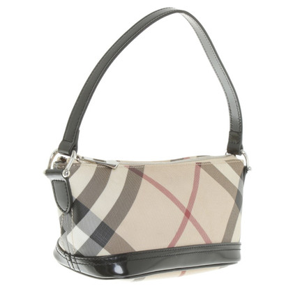 Burberry Bag with Nova-Check pattern