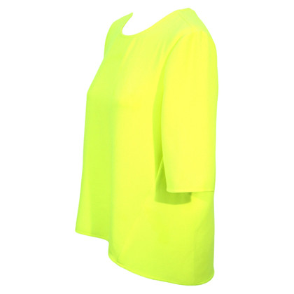 Whistles Top in neon groen