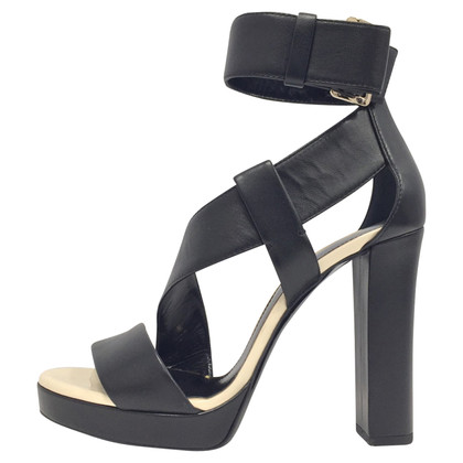 Lanvin Sandals in black