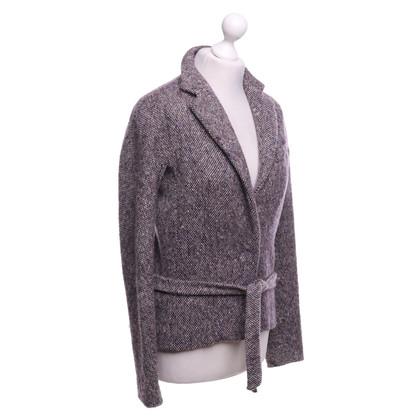 Vanessa Bruno blazer laine multicolore