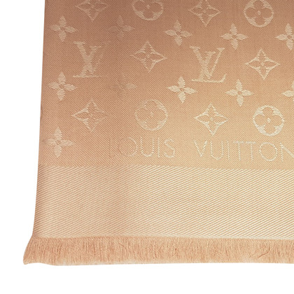 Louis Vuitton Monogram-Tuch in Nude