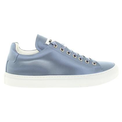 Jil Sander Sneakers in azzurro