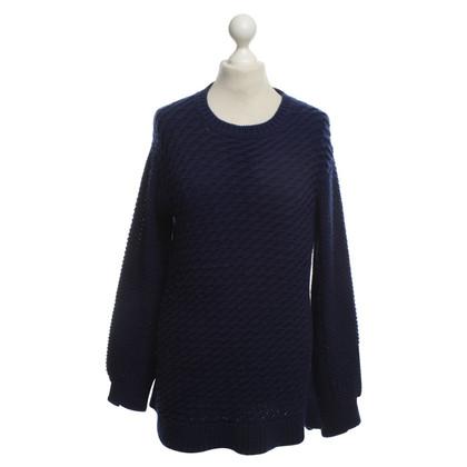 See by Chloé maglia maglione in blu