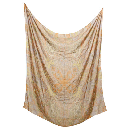 Etro Cloth with silk content
