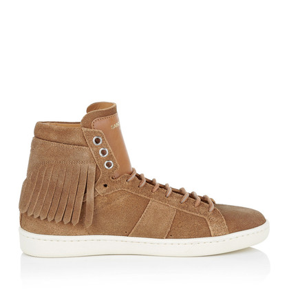Saint Laurent Sneakers in pelle scamosciata