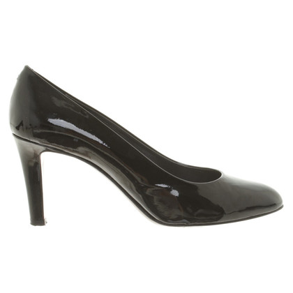 Navyboot pumps patent leather