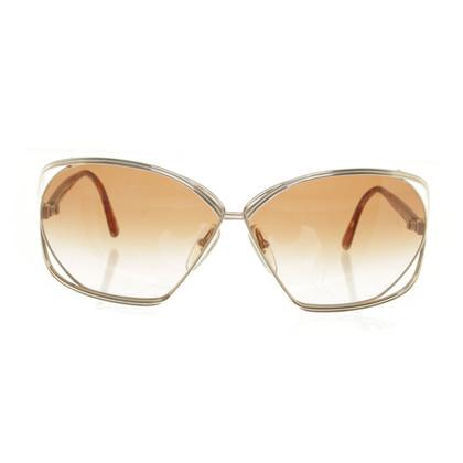 Christian Dior Sonnenbrille in Braun