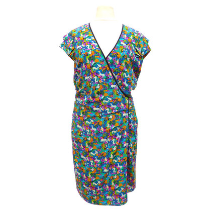 Marc Jacobs zijden jurk in de stijl van China