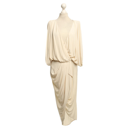 Haute Hippie Kleid in Creme