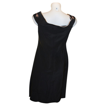 Blumarine abito nero