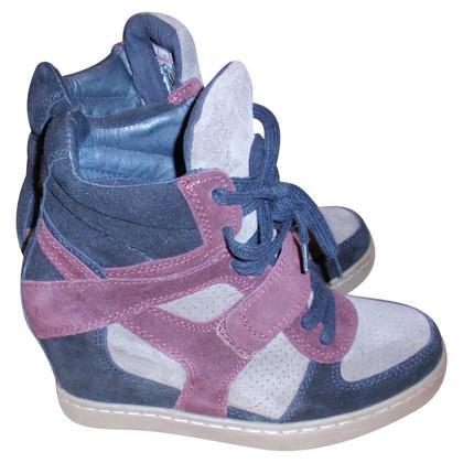 Ash Chaussures de sport noirs
