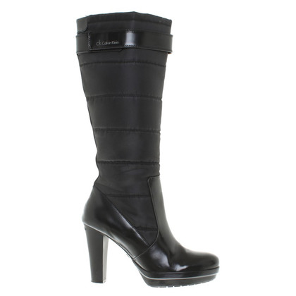 Calvin Klein Boots in Black