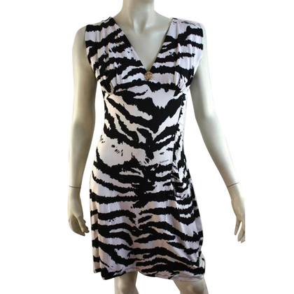 Roberto Cavalli Dress with safari print