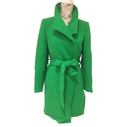 Piu & Piu Green coat