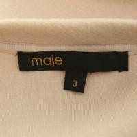 Maje Nude colored sweatshirt