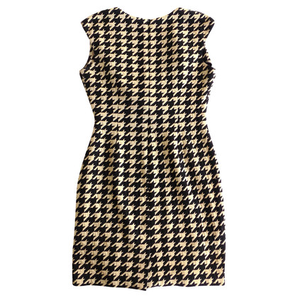 Calvin Klein Dress with Houndstooth