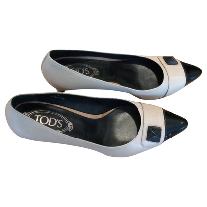 Tod's pumps in tweekleurig