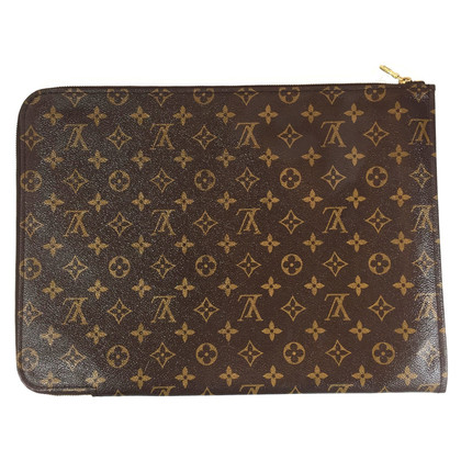 "Louis Vuitton ""Poche Documents Monogram Canvas"""